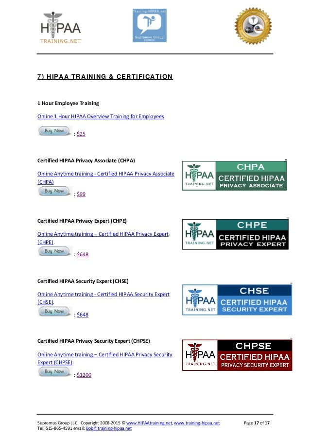 Hipaa compliance template suites for Hipaa training certificate template