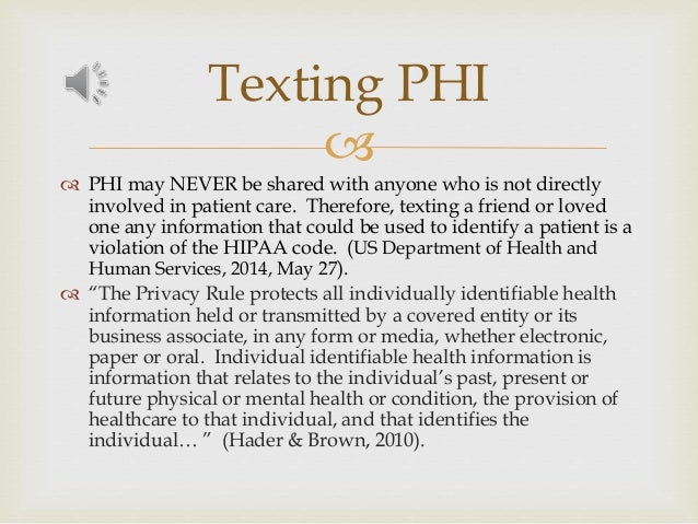 hipaa and information technology Hipaa is well known today as the federal law that requires protection of individually identifiable health information (and, though lesser-known, individual access to health information), but privacy and security were practically after-thoughts when hipaa was enacted back in 1996.