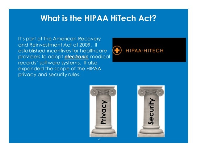 Hipaa Hitech Regulations What Non Medical Companies Need