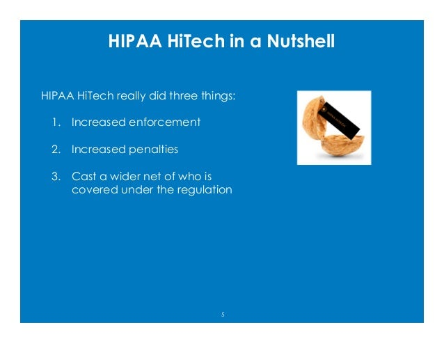 HIPAA HiTech Regulations: What Non-Medical Companies Need ...