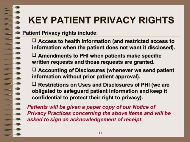 Do we have a right to privacy essay