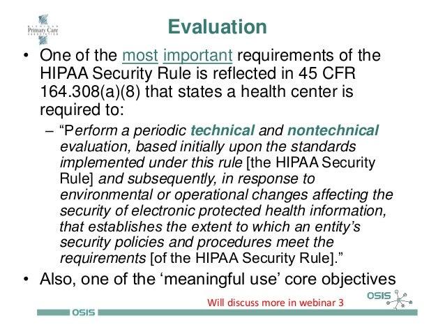 HIPAA, CIA, AND SAFEGUARDS Nursing Essay Help