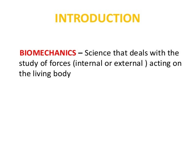 Biomechanics Study Resources - Course Hero