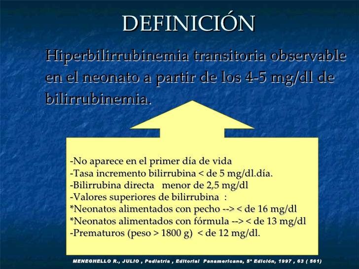 Hiperbilirrubinemia neonatal fmh unprg tucienciamedic for Definicion de beta
