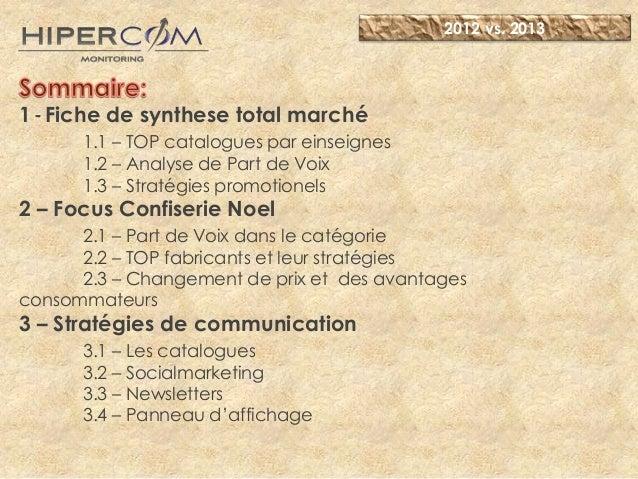 Hipercom hungary trend book xmas 2012 vs 2013 fr Slide 3