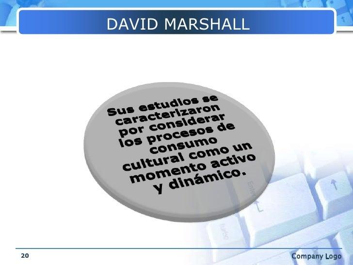 DAVID MARSHALL<br />20<br />