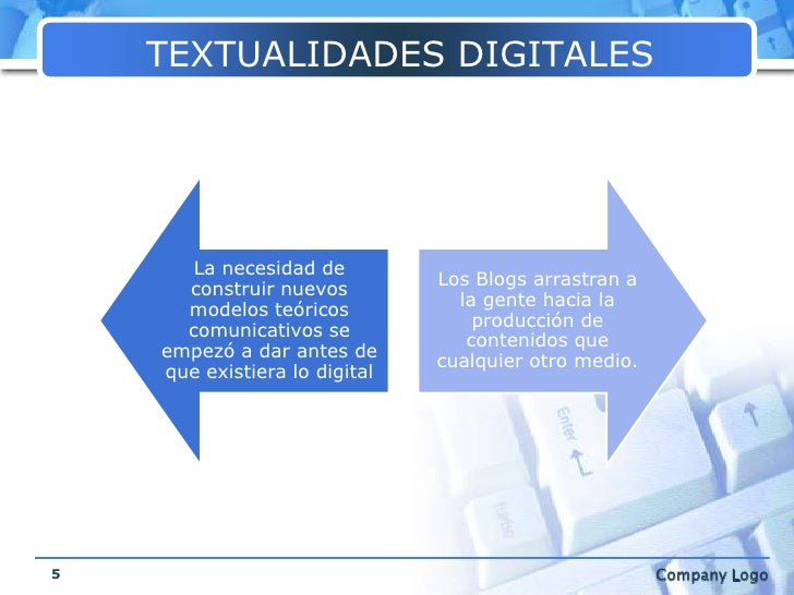 TEXTUALIDADES DIGITALES<br />5<br />