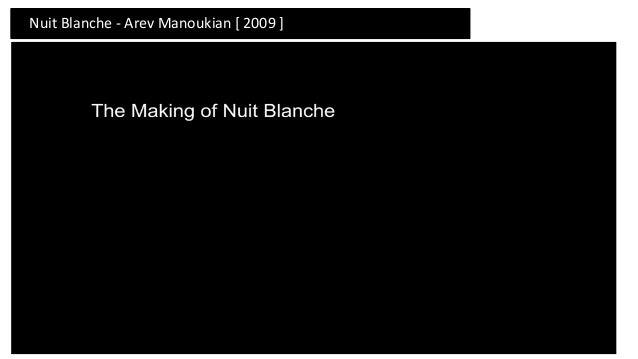 NuitBlanche-ArevManoukian[2009]