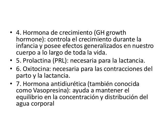 • El hipopituitarismo puede implicar la pérdida  de una, varias o todas las hormonas de la  hipófisis. Por ello, es necesa...