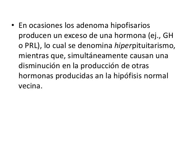 Cuáles son los síntomas y signos del               hipopituitarismo?• 1. Déficit de ACTH que causa un déficit de  cortisol...