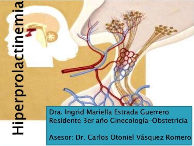 Dra. Ingrid Mariella Estrada Guerrero Residente 3er año Ginecología-Obstetricia Asesor: Dr. Carlos Otoniel Vásquez Romero