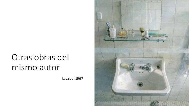 El Lavabo De Antonio Lopez.Gran Via De Antonio Lopez