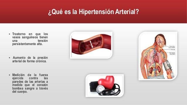 Hipertensión arterial-salud-publica