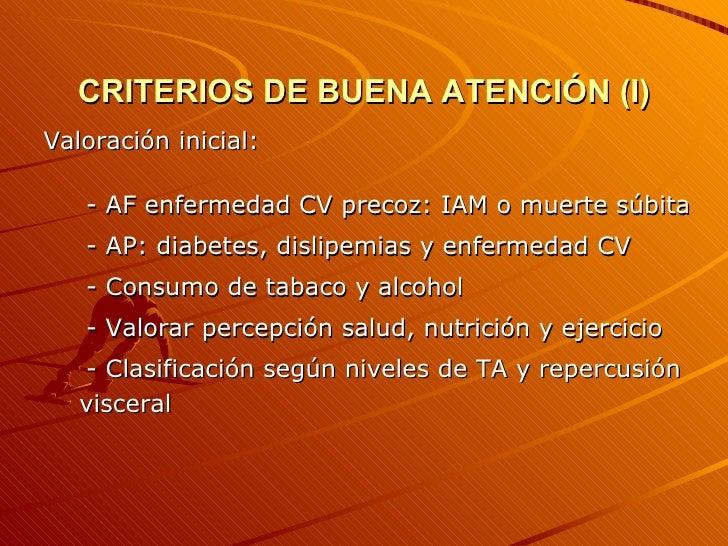 Hipertensión arterial, lo esencial