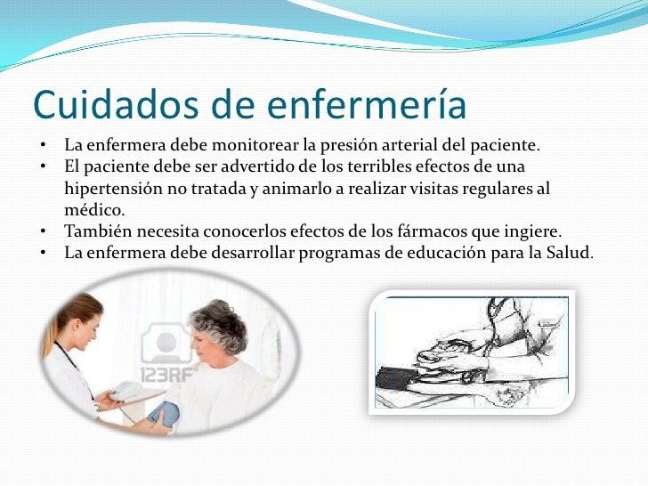 Tesis de hipertension arterial enfermeria