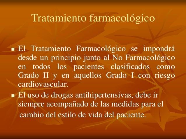 BETABLOQUEADORES con  a) Diuréticos tiazídicos y del ASA  b) IECA  c) Antagonistas del Calcio (dihidropiridínicos)  d)...