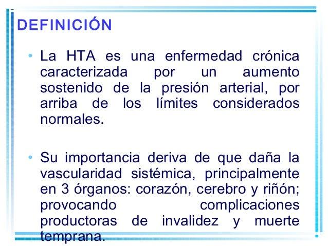 La información encima de Hipertensión esencial