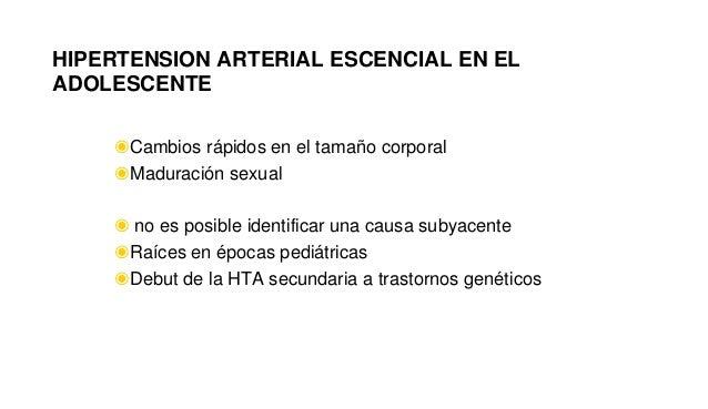 SÍNTOMAS Y SIGNOS DE LA EMERGENCIA HIPERTENSIVA EN PEDIATRÍA