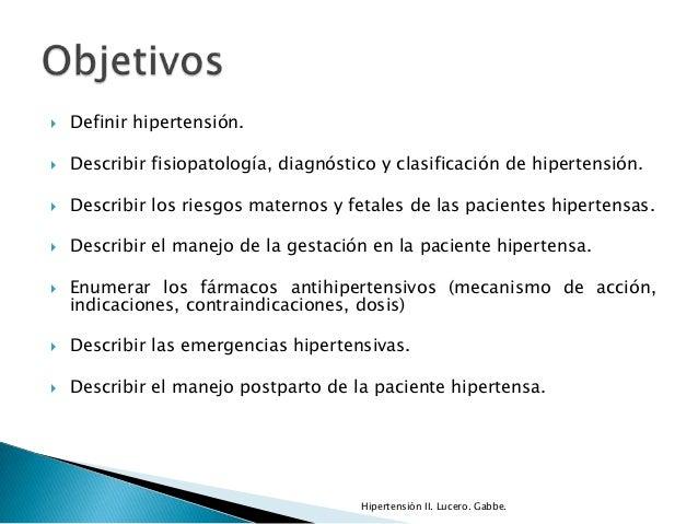 Hipertension gestacional, preeclampsia, eclampsia, manejo, tratamiento hipertension. hipertension cronica. Slide 2