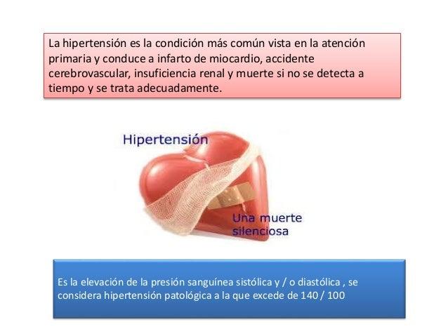 hipertensión arterial causas y sintomas opciones