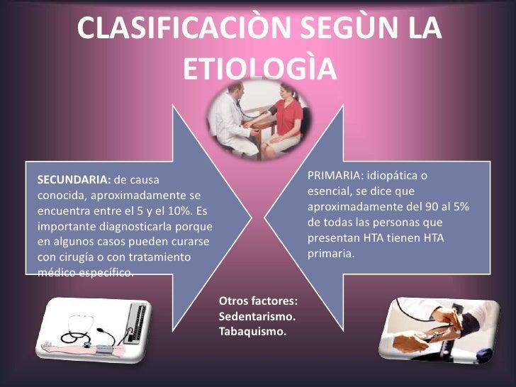 Hipertension arterial patologias