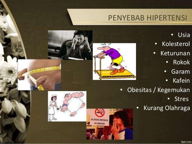 Apa itu hipertensi (darah tinggi)?
