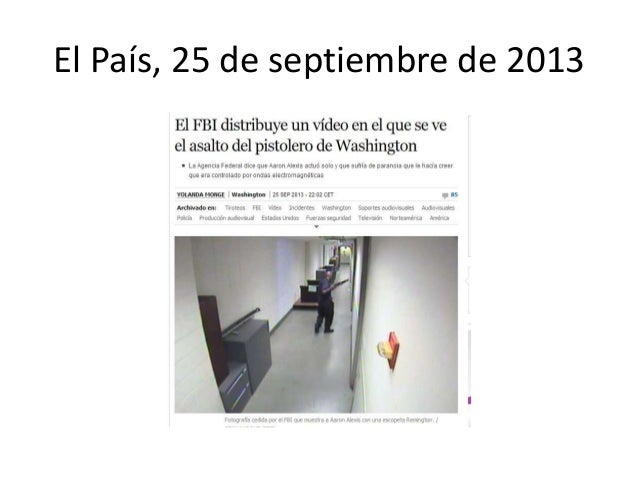 El País, 25 de septiembre de 2013
