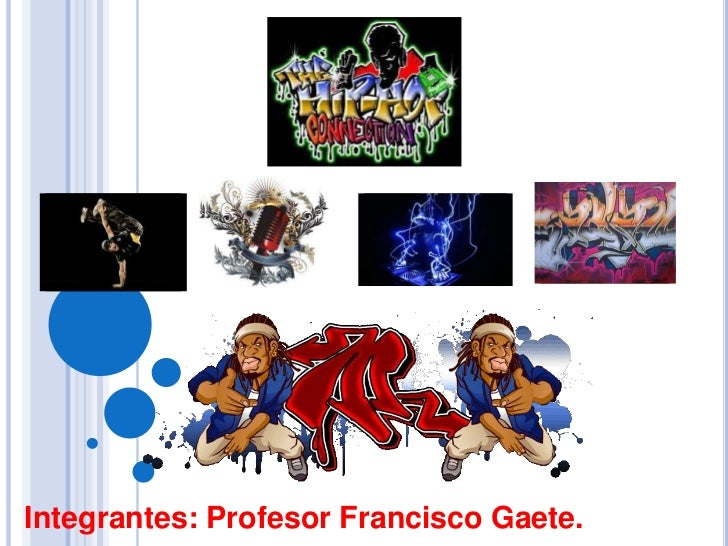 Integrantes: Profesor Francisco Gaete.