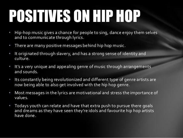 history of hip hop essay History of rap essay - history of rap the most popular music research paper rap hip hop essays what is rap essay - many schools of history begin the.
