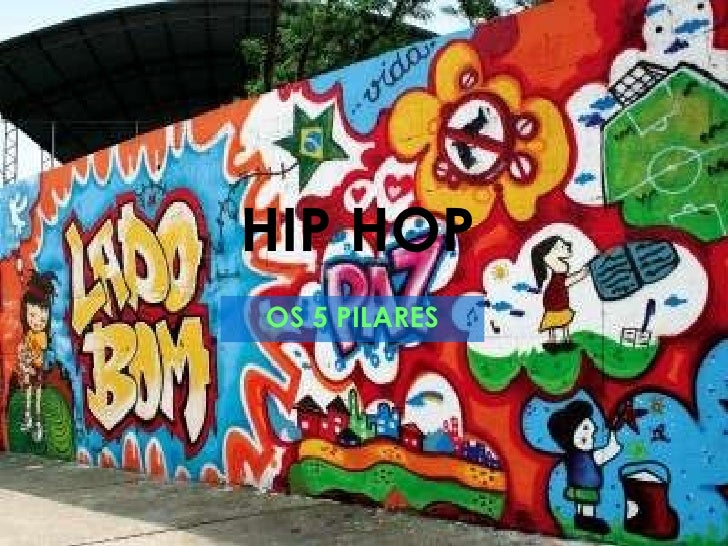 HIP HOP   OS 5 PILARES