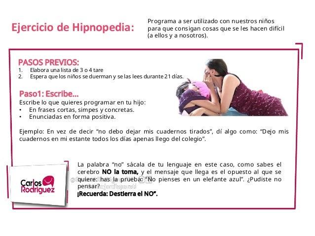 Hipnopedia Para Niños