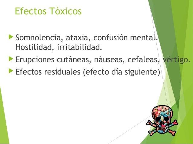 alprazolam efectos teratogenicos