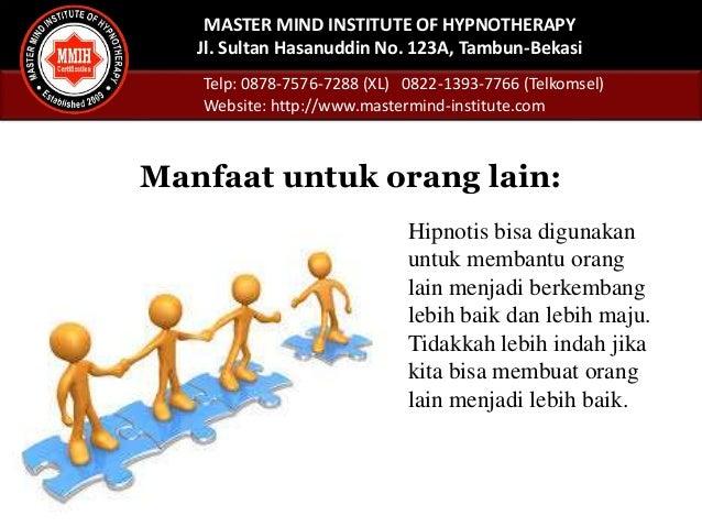 Keajaiban Hipnoterapi (Bagian 1)