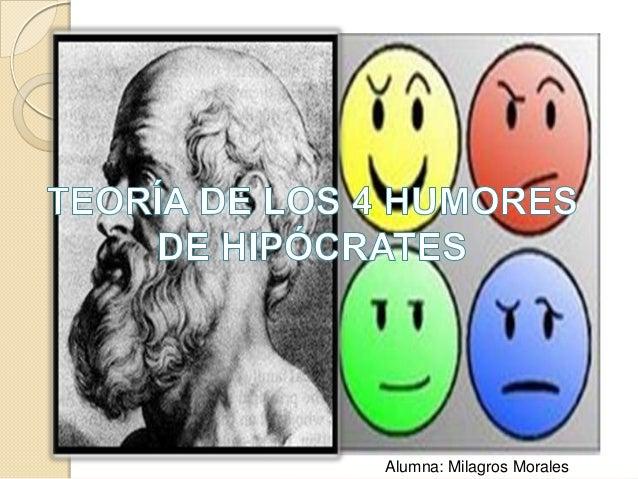 Alumna: Milagros Morales