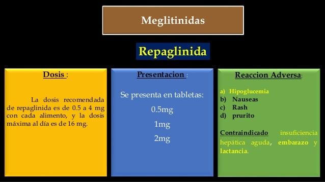 Hipoglicemiantes Orales e Insulina