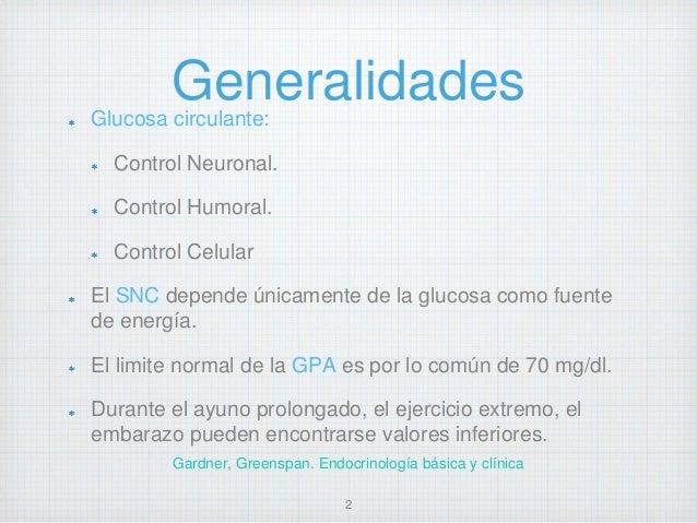 Abordaje diagnostico y tratamiento Hipoglucemia Slide 2