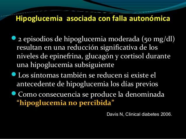Hipoglucemia 2015