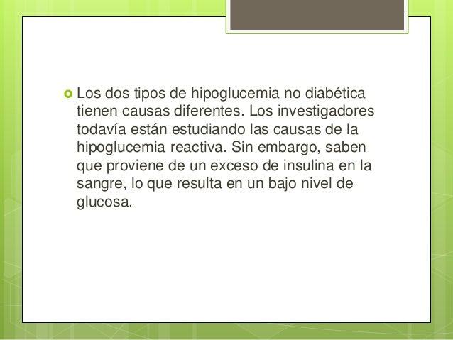 Hipoglucemia e hiperglocemia