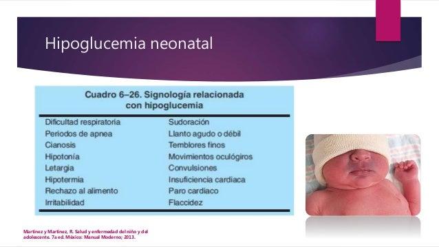 Hipoglucemia e hipocalcemia neonatal