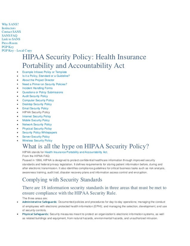 hippa project Implementation of hipaa and the privacy rule by ucr  protected health  information for important information on how hipaa can apply to a research  project.