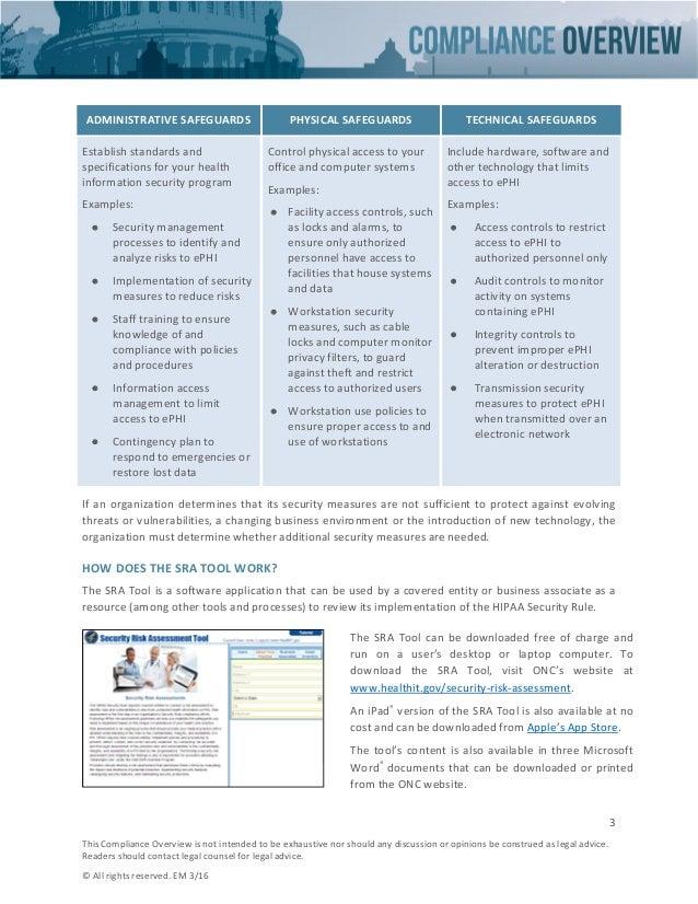 HIPAA Security Risk Assessment  Slide 3