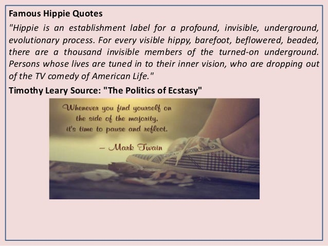 Hippie Quotes Sayings About Life Peace Love