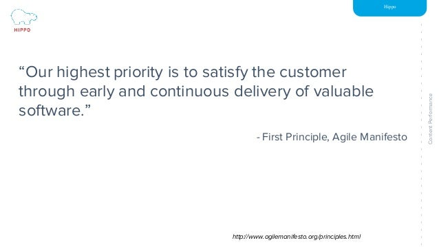 Continuous Delivery in a content centric world Slide 2