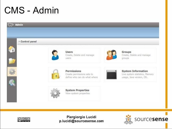 CMS - Admin