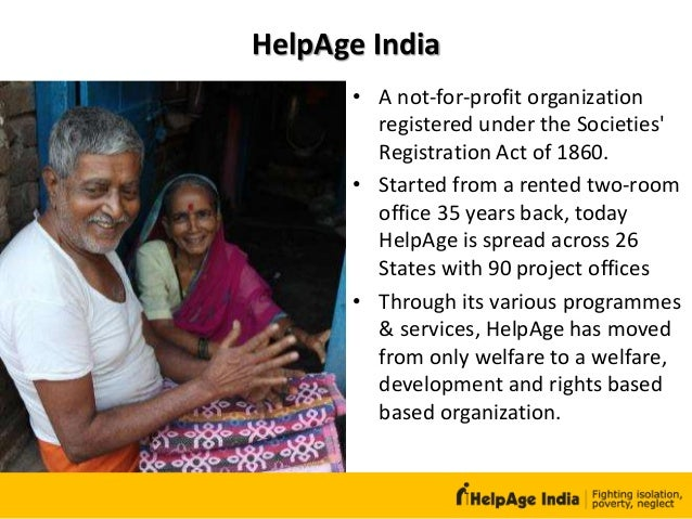 helpage india case study slideshare