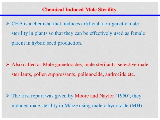 importance of male sterility and self incompatibility Recently, a series of genes and proteins related to cytoplasmic male sterility (cms), photoperiod-sensitive male sterility, self-incompatibility, and other types of microspores deterioration have been characterized through genetics or proteomics.