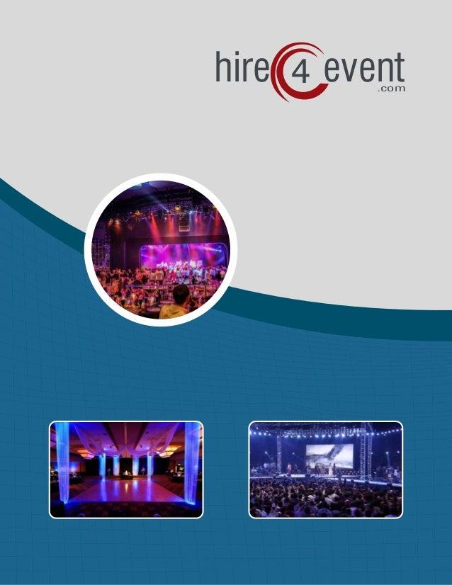 4hire event.com