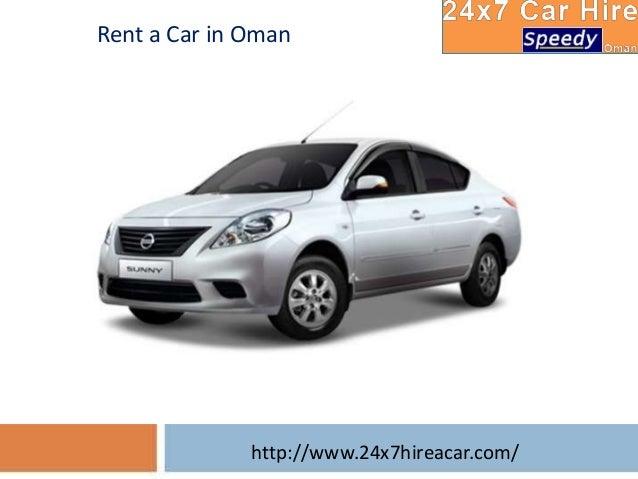 Speedy Rent A Car Salalah
