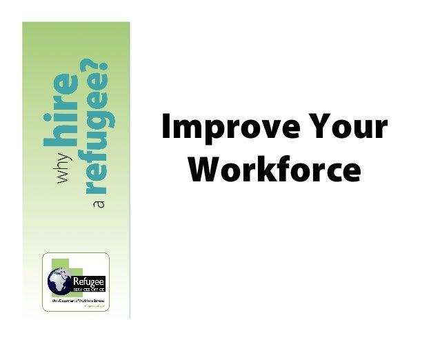 Improve Your Workforce