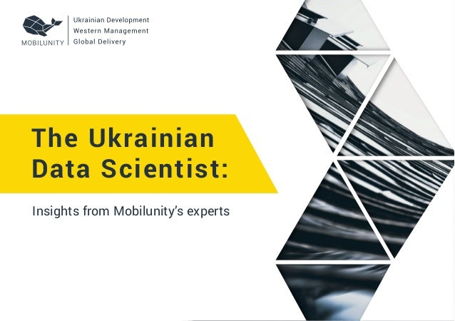 The Ukrainian Data Scientist: Insights from Mobilunity's experts